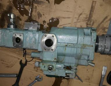 进口油泵维修